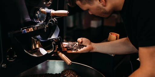 Coffee-Roasting Demo & Tasting