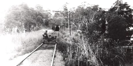 History of the Fernleigh Track - Ed Tonks tickets