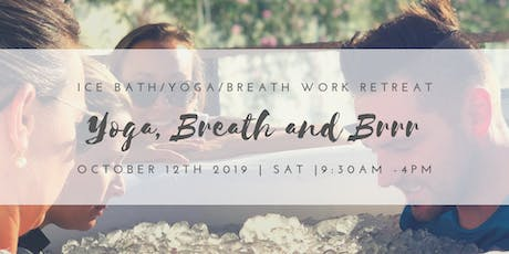 Yoga, Breath and Brrr tickets