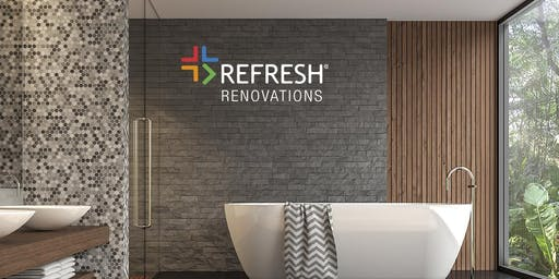 Bathroom Seminar - Refresh Renovations & The Tile Depot