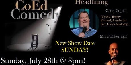 Free Comedy in San Diego Tuesday 7/28! tickets