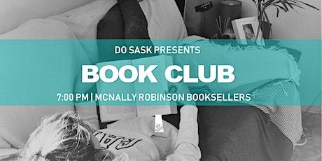 Book Club tickets