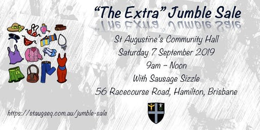 """The Extra"" Jumble Sale"
