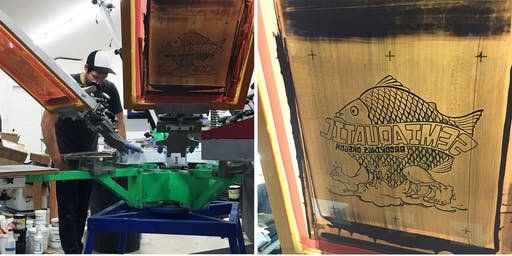 Coast Screen-Printing Workshop