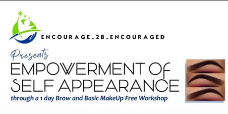 Free Brow and Basic MakeUp Workshop tickets