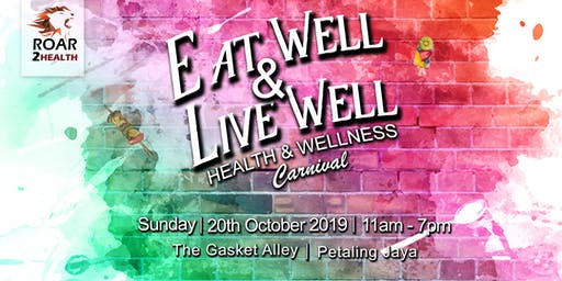 Eat Well & Live Well! Health & Wellness Carnival