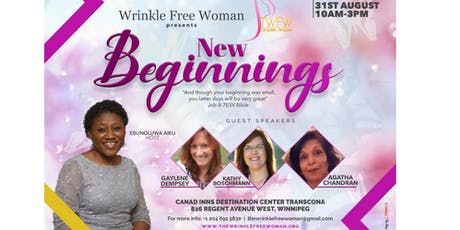 Wrinkle Free Woman (New Beginnings)  tickets