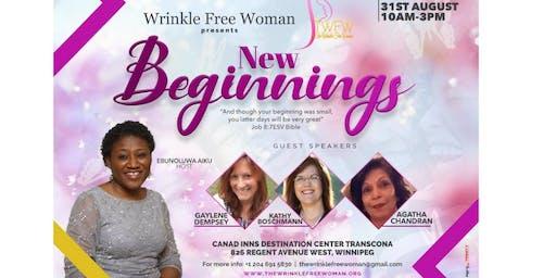 Wrinkle Free Woman (New Beginnings)