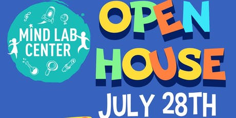 MIND LAB CENTER OPEN HOUSE tickets