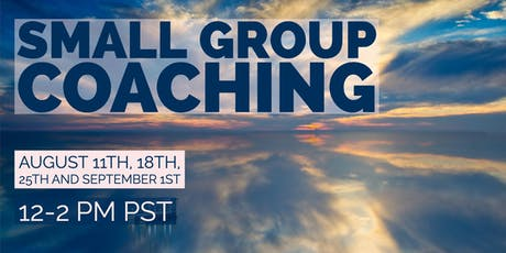 Small Group Coaching  tickets