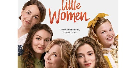 SPECIAL PREVIEW SCREENING - LITTLE WOMEN tickets