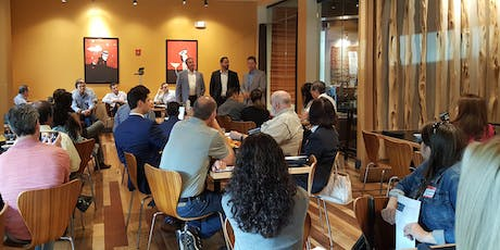 Multifamily Lunch and Learn with Fluellen Hoover Multifamily and James Eng tickets