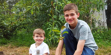NaturallyGC Junior Landcare (Hope Island) tickets