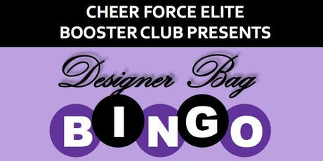 Designer Bag Bingo - CFE BOOSTER CLUB tickets