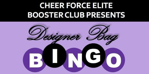 Designer Bag Bingo - CFE BOOSTER CLUB