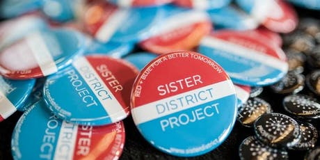 Sister District Info Session and Postcards for Ruth Walter (Yonkers) tickets