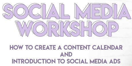 Social Media Workshop for Small Business Owners tickets