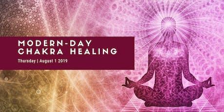 Modern-Day Chakra Healing Workshop tickets