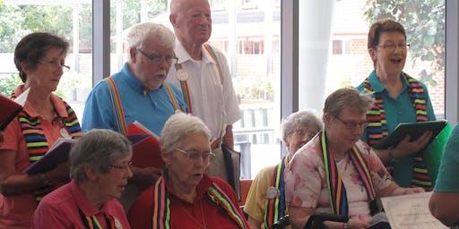 Musical Morning Tea : Rainbow Singers
