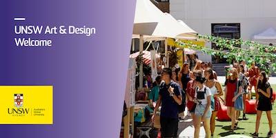 UNSW Art & Design O-Week Welcome