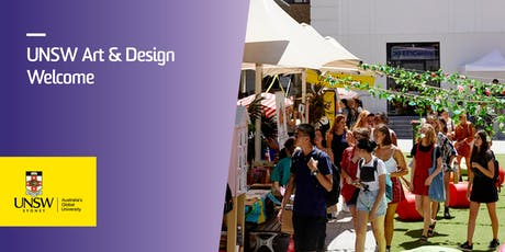 UNSW Art & Design O-Week Welcome tickets