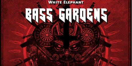 Bass Garden tickets