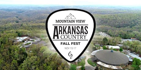 Arkansas Country Fall Fest tickets