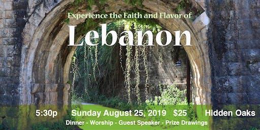 Experience the Faith and Flavor of Lebanon