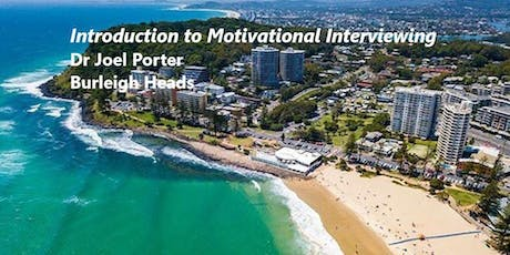 Introduction To Motivational Interviewing - Gold Coast tickets