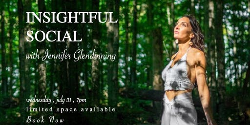 Insightful Social  with Jennifer Glendinning