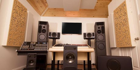 Studio Acoustics, Treatment and Budgeting with GIK Acoustics tickets
