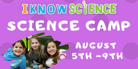 BEST OF SCIENCE SUMMER CAMP tickets
