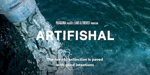 Artifishal & Saving Martha Screening - Devonport