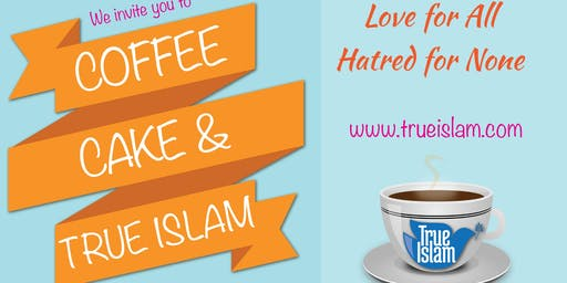 Coffee, Cake and True Islam – Ladies Only