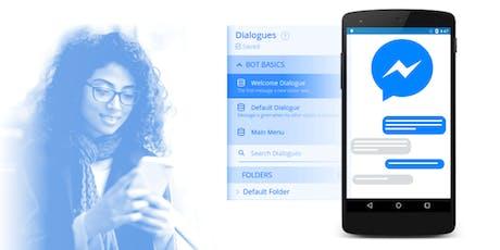 Chatbots para FB Messenger boletos