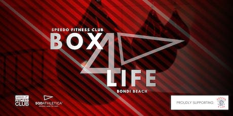 Box4Life - Bondi Boxing Community tickets