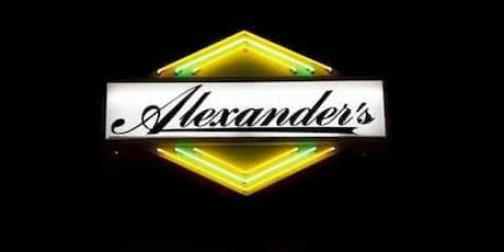 Club Alexander's Customer Appreciation Night! tickets