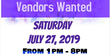 Vendors Wanted For Pop Up Shop Vendors Expo!!! tickets