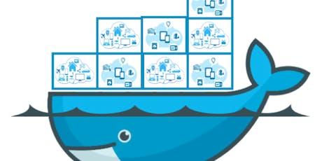 Docker Containerization Workshop tickets