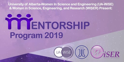 UA-WiSE/WISER Mentorship Program 2019-2020 Registration