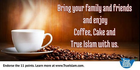 Coffee, Cake and True Islam  tickets