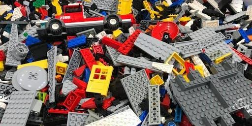 Summer LEGO® free play - Tuesdays and Thursdays - 1-4pm