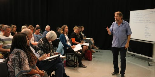Bay of Plenty Screenwriting Workshop | with Ken Duncum