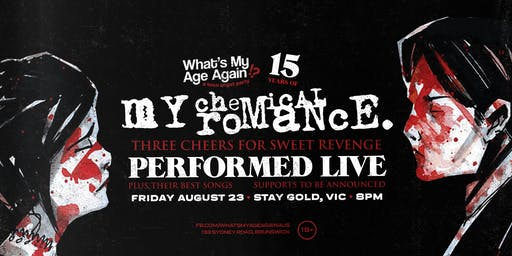 What's My Age Again? | My Chemical Romance Tribute