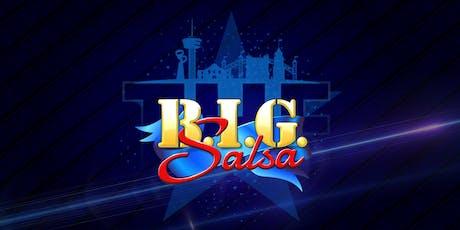THE BIG SALSA 2020 tickets