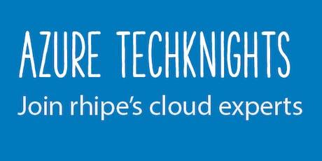 TechKnight Azure Application Gateway V2 tickets