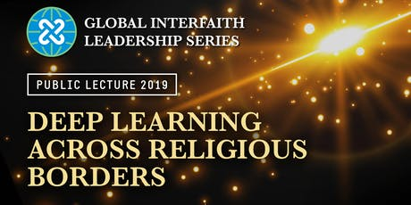 Public Lecture: Deep Learning Across Religious Borders tickets