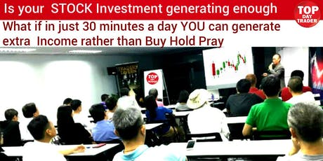 What if YOU can generate EXTRA INCOME,jst 30min/day  DAYTRADE-2SECRETreveal tickets