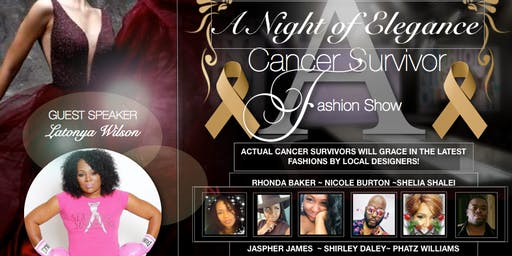 A NIGHT OF ELEGANCE CANCER SURVIVOR FASHION SHOW