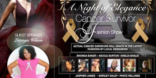 A NIGHT OF ELEGANCE CANCER SURVIVOR FASHION SHOW